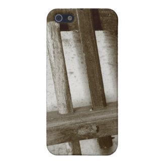 Vintage woodworking tool iPhone 5 cover