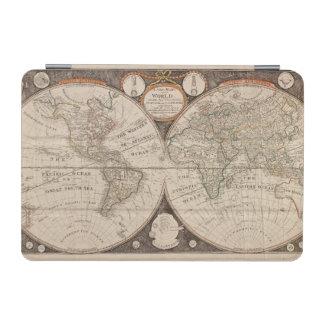 Vintage World Map (1766) iPad Mini Cover