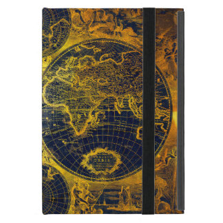 Vintage World Map iPad Mini Case