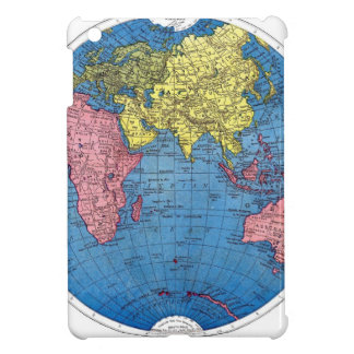 Vintage World Map iPad Mini Cases