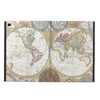Vintage World Map Powis iPad Air 2 Case