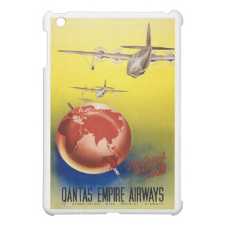 Vintage World Travel Poster iPad Mini Cases