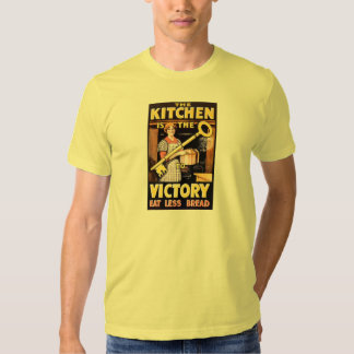 Vintage World War One Victory Poster T Shirt