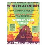 Vintage World's Fair Chicago Postcard