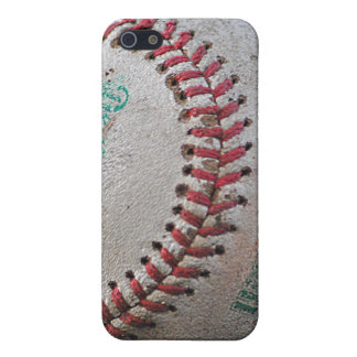 Vintage Worn Baseball iPhone 5/5S Cover