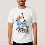 Vintage WPA Rumour T Shirt