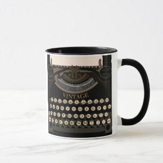 Vintage Writing Mug