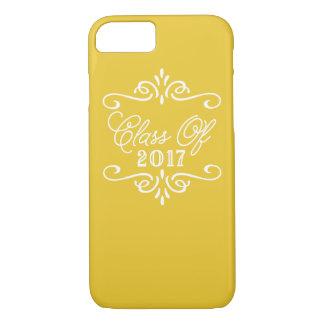Vintage Yellow | Graduation iPhone 8/7 Case