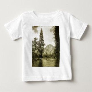 Vintage Yosemite National Park Baby T-Shirt