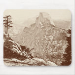 Vintage Yosemite National Park Mouse Pad