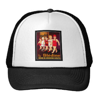 Vintage young Athletes Fashion Trucker Hat