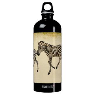 Vintage Zebra Liberty Bottle SIGG Traveller 1.0L Water Bottle