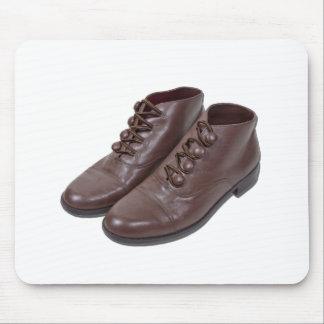 VintageButtonShoes122111 Mouse Pad