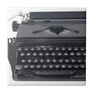 VintageManualTypewriter103013.png Ceramic Tile
