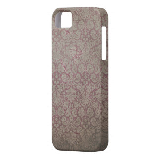 Vintages Motiv (grau) - iPhone 5 Gehäuse iPhone 5 Cover