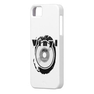 VINYL 45 RPM Record 1973 iPhone 5 Case