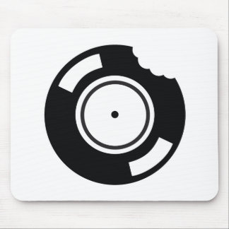 Vinyl Bite Mouse Mat