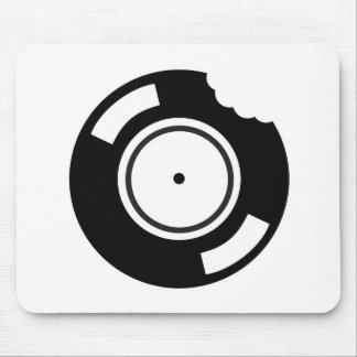 Vinyl Bite Mouse Pad