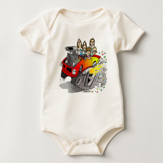 Vinyl Candy Tranz Am Baby Bodysuit