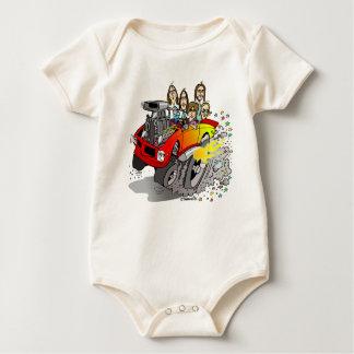 Vinyl Candy Tranz Am Baby Bodysuit
