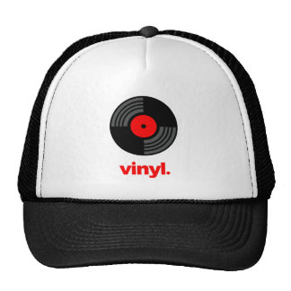 Vinyl Mesh Hats