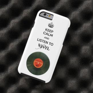 Vinyl Tough iPhone 6 Case