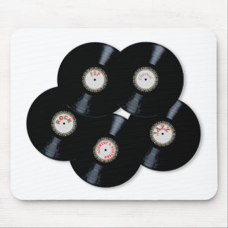 Vinyl Collection Mouse Pad