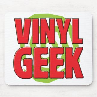 Vinyl Geek Mousemat
