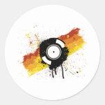 Vinyl Graffiti Sticker