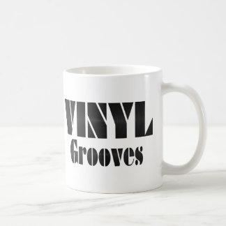 Vinyl Grooves Coffee Mug