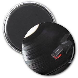 Vinyl is not dead magnet