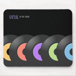 Vinyl Is Not Dead mousepad