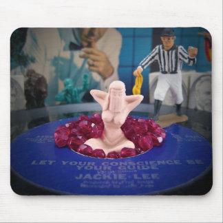 Vinyl Jukebox Gentleman's Club Mousepad