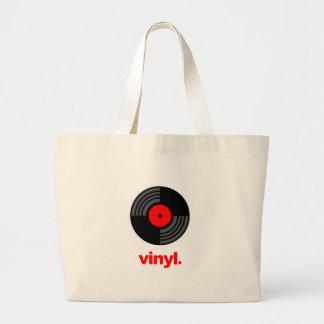 Vinyl Jumbo Tote Bag