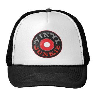 Vinyl Junkie Mesh Hat