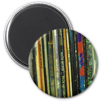 Vinyl Life 1 Magnet