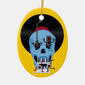 Vinyl Lives Ornament