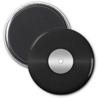 Vinyl-Look LP Record Magnet