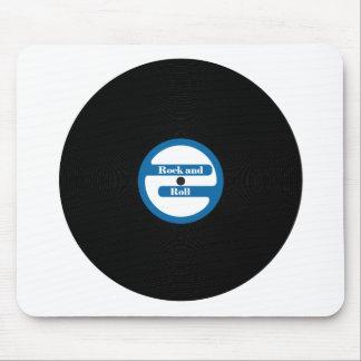Vinyl Mouse Pad