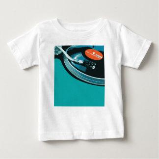 Vinyl Music Turntable Baby T-Shirt