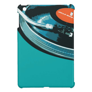 Vinyl Music Turntable iPad Mini Case