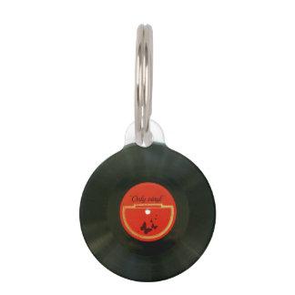 Vinyl Pet ID Tags