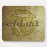 Vinyl Record 45 Mouse Pad