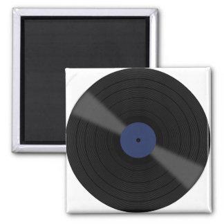 VINYL RECORD ALBUM.png 2 Inch Square Magnet