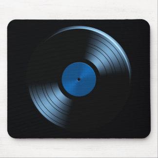 Vinyl Record Album - Very Retro Mouse Pad