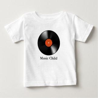 Vinyl Record Baby T-Shirt