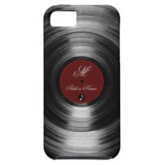 vinyl record iPhone 5 cover