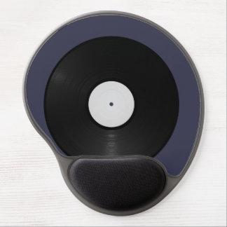 Vinyl Record Gel Mouse Pad