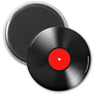 """""""Vinyl Record"""" gifts and products Magnet"""