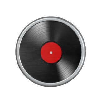 """""""Vinyl Record"""" gifts and products Speaker"""